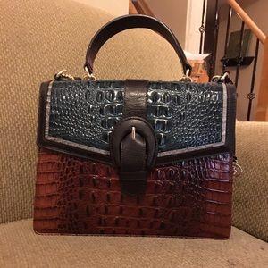 NWOT Brahmin Gabriella Ivy handbag